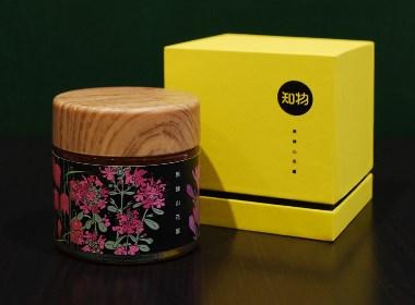 知物蜂蜜包装设计