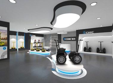 骑客平衡车品牌策划设计-巴顿品牌策略设计公司