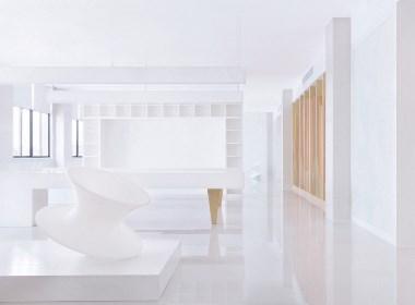 郑州办公室装修公司-乳业集团办公楼装修设计
