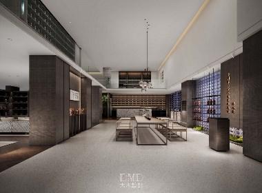 DMD大木设计丨传承美酒的香甜——贵州茅台文化品鉴收藏馆 佛山会馆