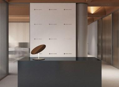 Konika Minolta办公设备企业办公室装修方案