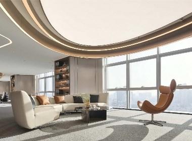 深圳臻品设计 | 中粮创芯公园(展厅书吧、众创空间、办公样板间)