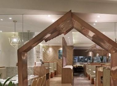 品牌餐厅设计·深圳椰子鸡餐厅设计「艺鼎新作」椰客