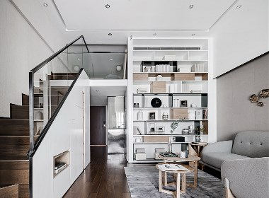 50㎡的MUJI公寓 | EHOO易虎设计