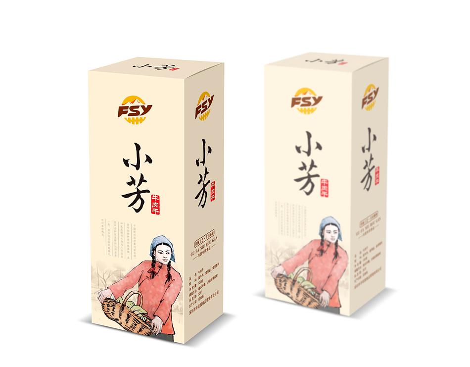 深圳市丰收园食品公司产品包装设计