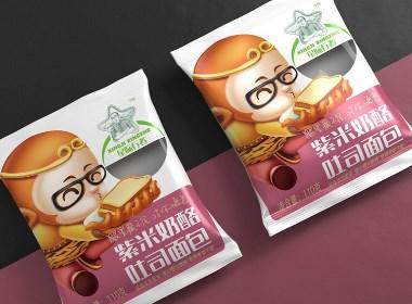 星际行者(三)吐司面包烤肠—徐桂亮品牌设计