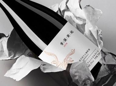 包裝設計-紅酒酒標設計