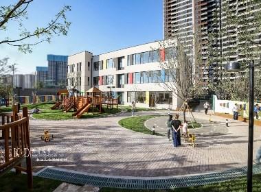 幼儿园设计—九知幼儿园