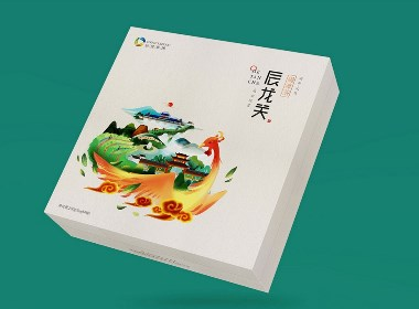 辰龙关 • 碣滩茶丨包装设计