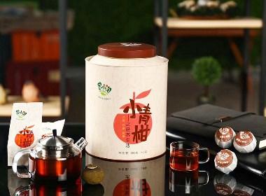 小青柑茶叶包装设计