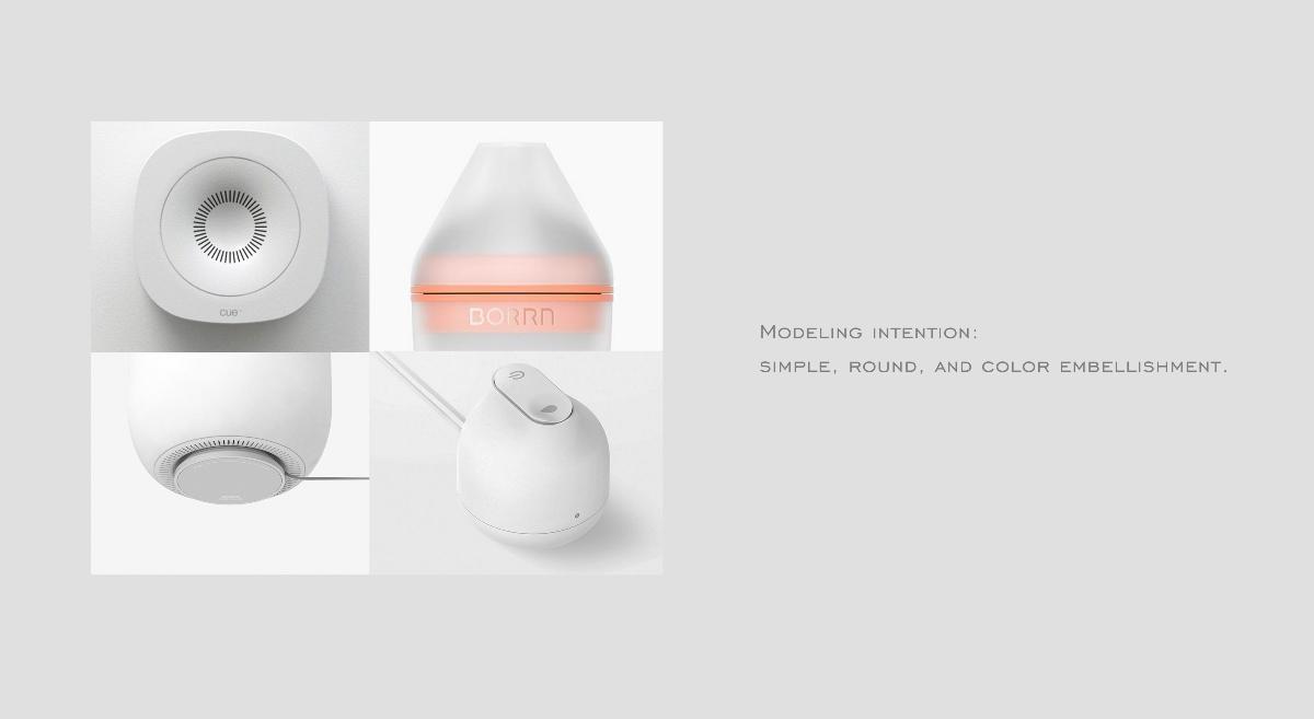 黑桃设计-奶瓶消毒盒
