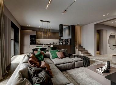 现代生活的质感美,优雅与舒适的相结合--欧模设计圈