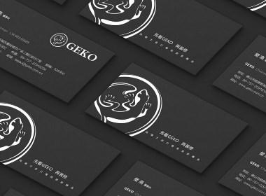 GEKO墙纸品牌VI形象设计