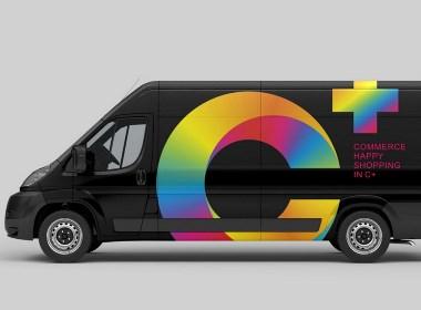 C+广场品牌形象设计方案