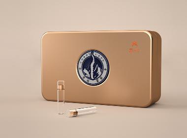 中药材/保健品品牌包装设计公司/一道设计原创