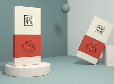 杨枝甘露包装VI设计