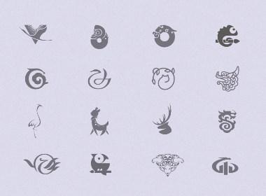 【LOGO巨匠设计作品】动物类LOGO设计合集