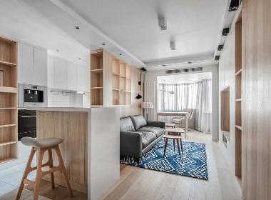「久栖设计」十年老房硬核改造,细化交流空间,满足一切对家的幻想