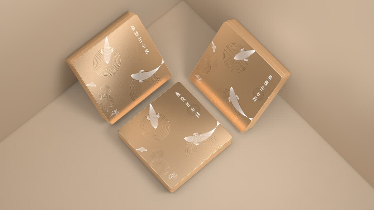 JINYUEXUN 金悦轩月饼包装设计