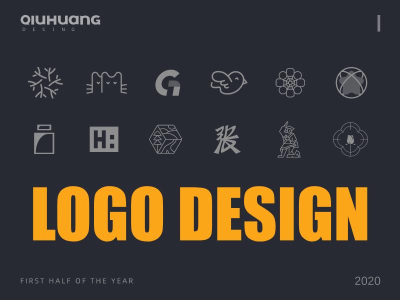 Logo图形设计 | 2020上半年总结