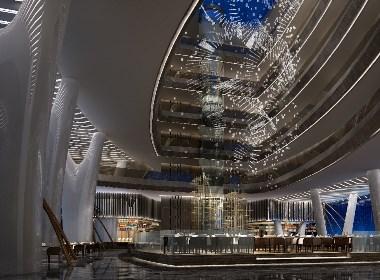 酒店空间效果图案例