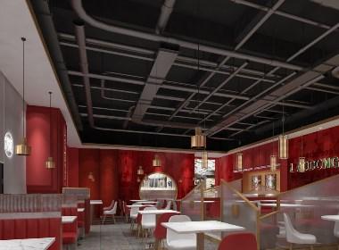 郑州粥店设计,郑州养生粥店设计装修方案
