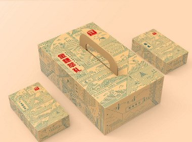 阿斯牛牛五谷杂粮大米包装--圣智扬包装设计