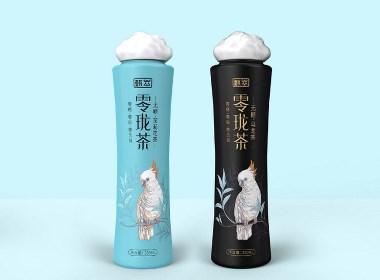 无糖茶包装设计--圣智扬包装设计