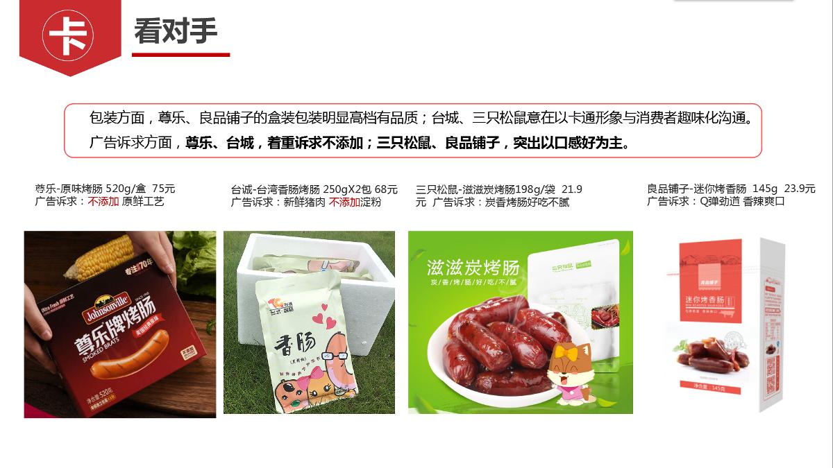 烤香肠包装设计/BoboQ烧烤肠/产品策略设计/观复作品