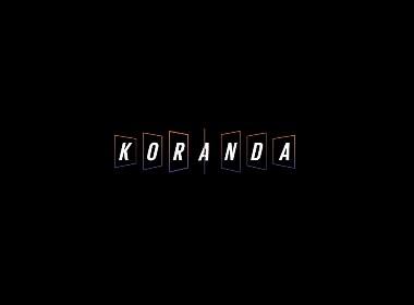 KORANDA柯兰达企业标志案例