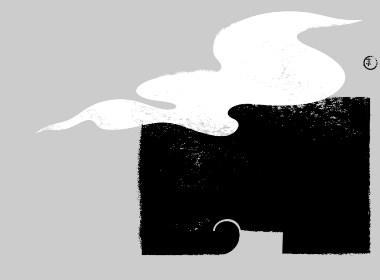漢字境/一字禪《五月飛絮》
