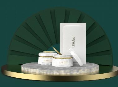 玉研竹萃護膚品包裝設計