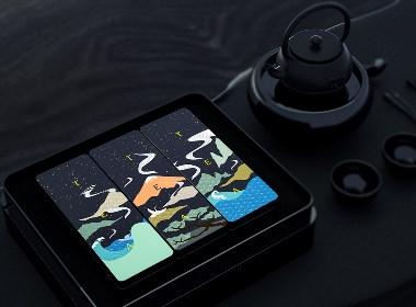 高档茶叶品牌包装设计/山藏&山の味觉/一道设计原创