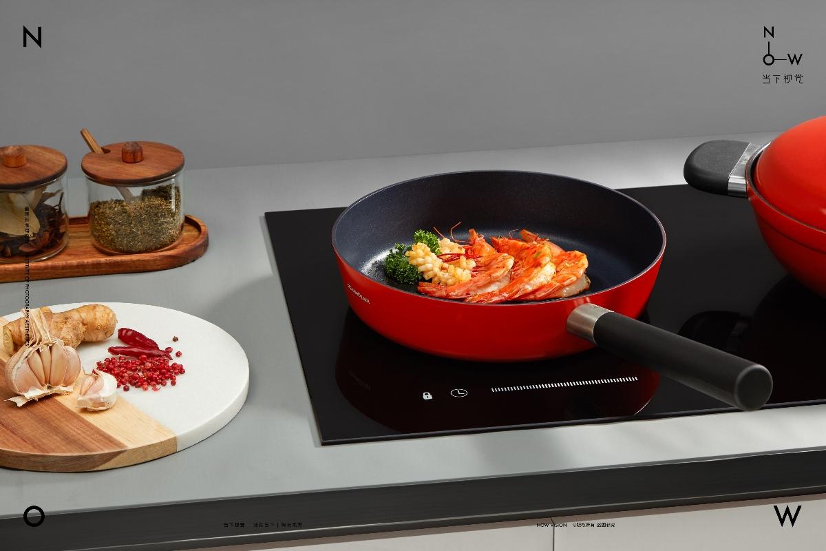艺术厨房   意大利尚尼锅具组合 X 当下视觉摄影