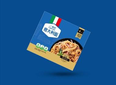 意大利面包装设计(山姆专供)