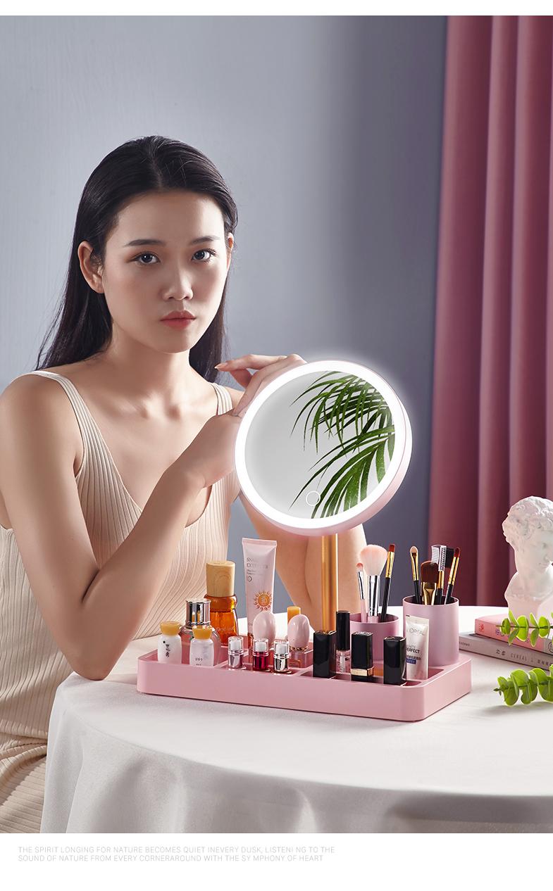 梳妆镜拍摄、化妆镜产品摄影、东莞产品摄影、创意拍摄