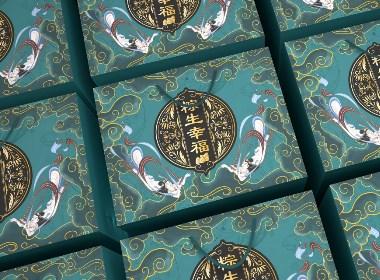 月饼粽子端午包装盒、中国风古色古香礼盒、中秋礼盒