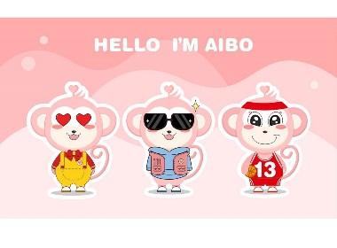 AIBAO | 幼儿园卡通IP形象