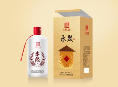 永熙-丰收白酒包装设计