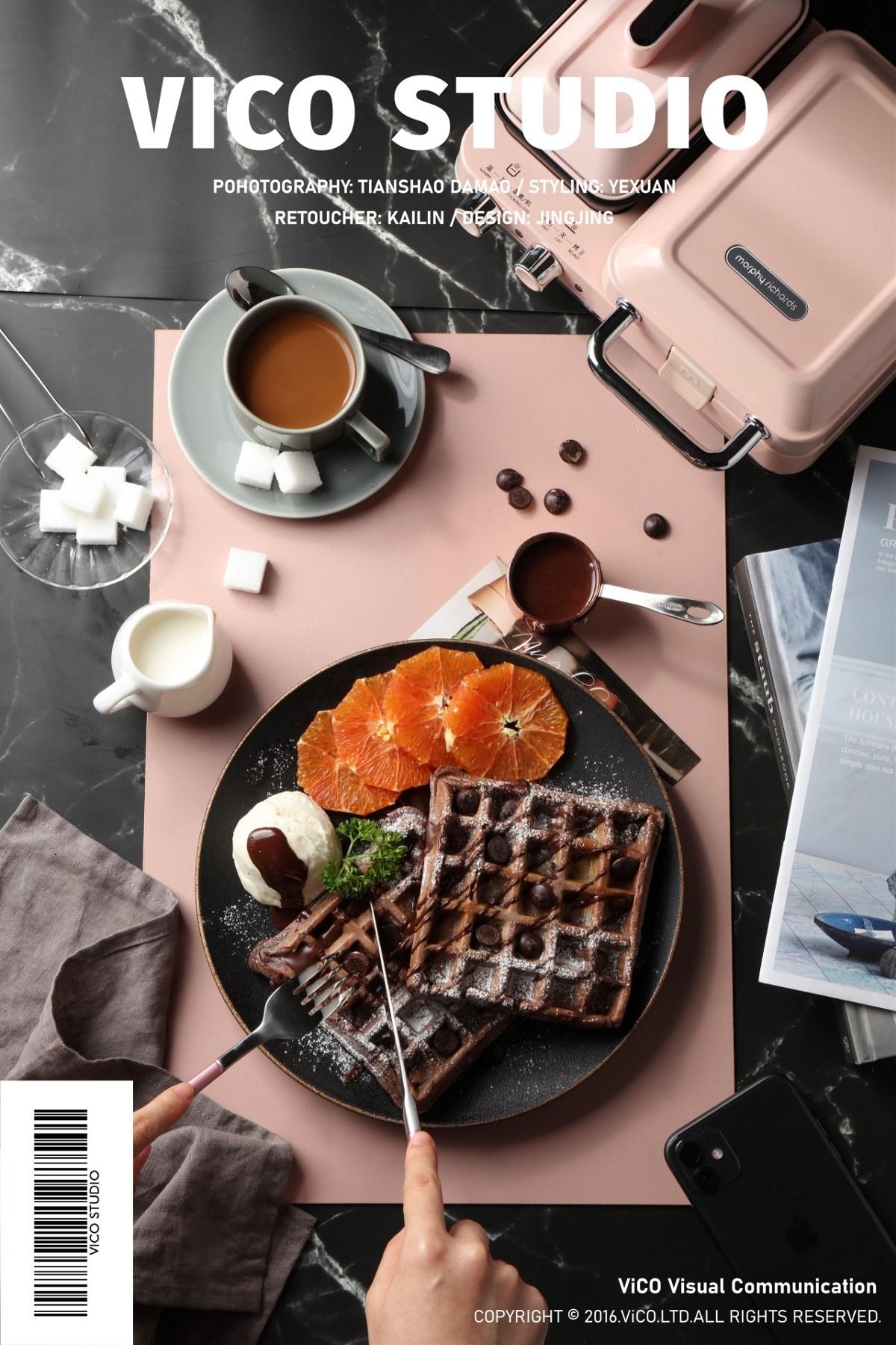 摩飞轻食机 | 小家电摄影 × ViCO视觉传媒