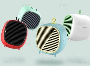 盘点2020智能家电设计之空气净化器设计案例