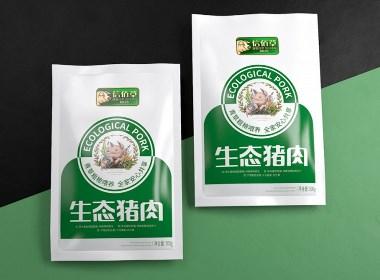 信佰草生態豬肉—徐桂亮品牌設計