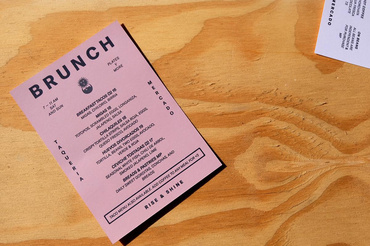 手绘线条品牌设计   美食 餐饮 食品