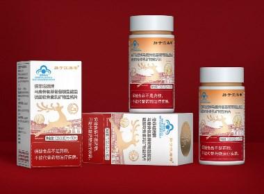 扬子江海寿-保健品包装升级设计|厚启设计