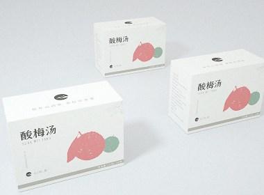 杨枝甘露包装设计 | 餐饮美食VI视觉