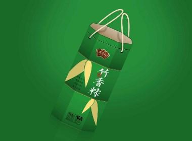 粽子禮盒設計