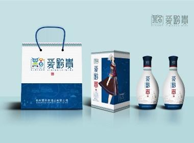 民族特色酒包装设计