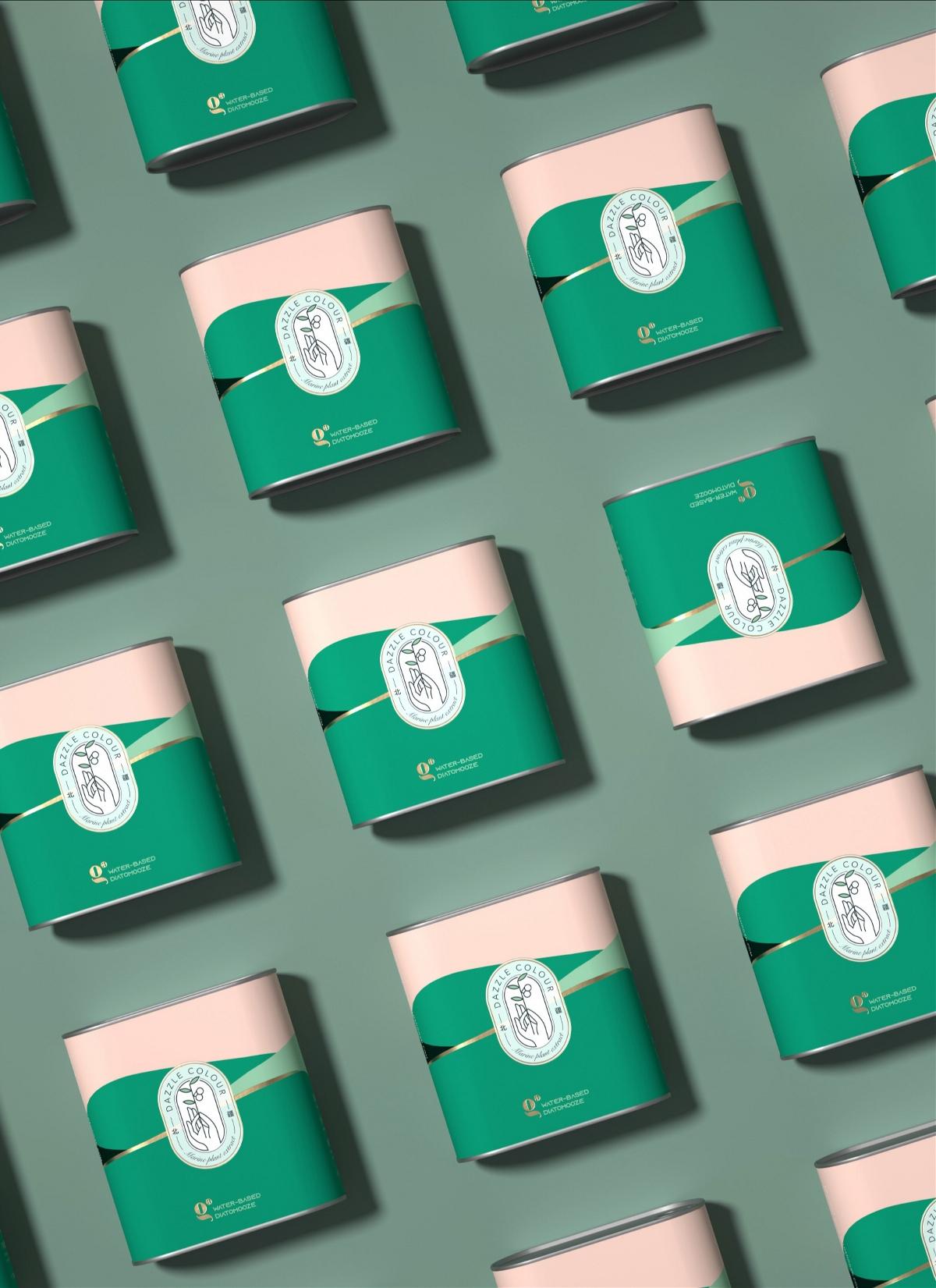 北疆 × Hellolink | 硅藻泥G-3系列品牌包装设计