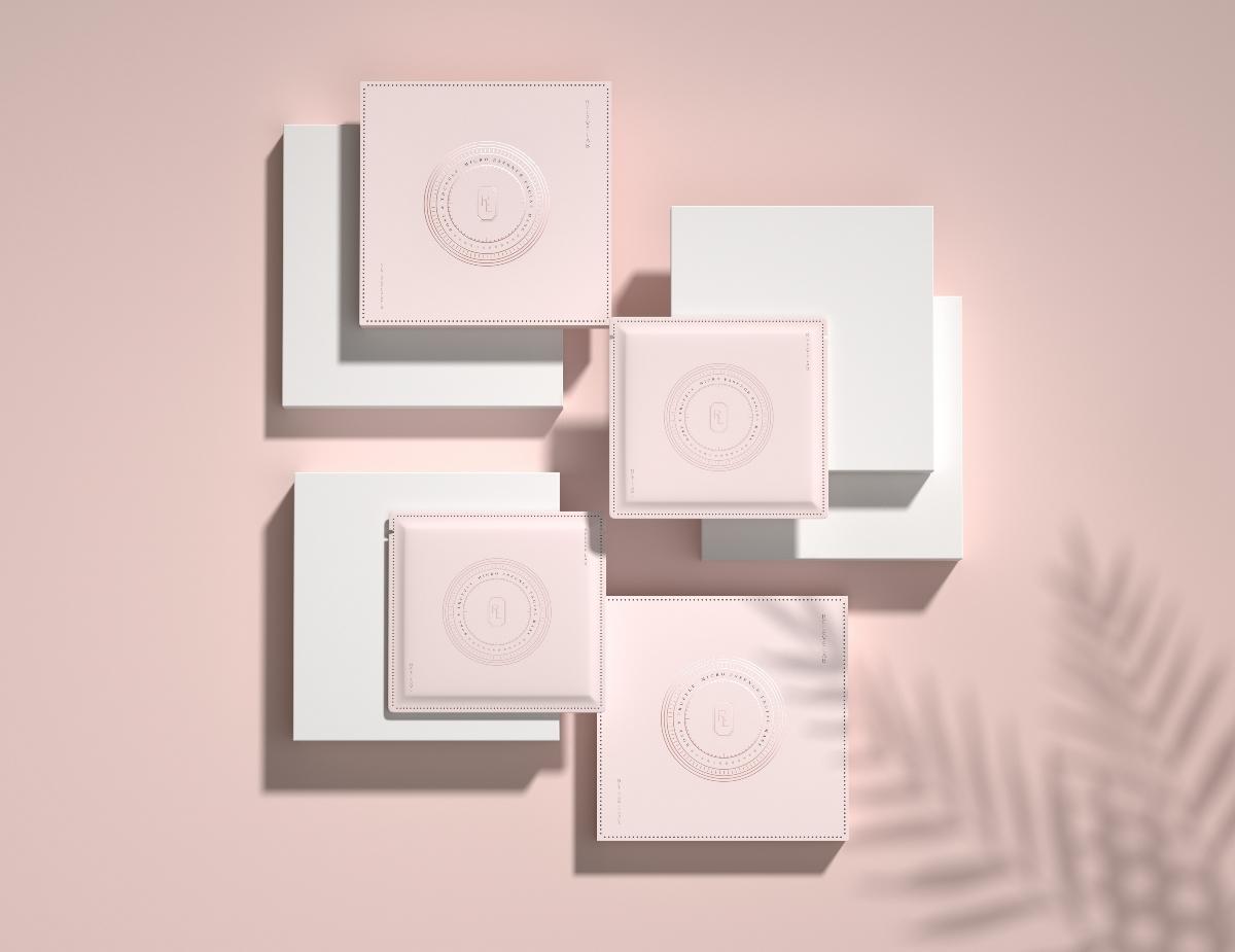 Releve Lab×Hellolink|法国面膜品牌包装设计