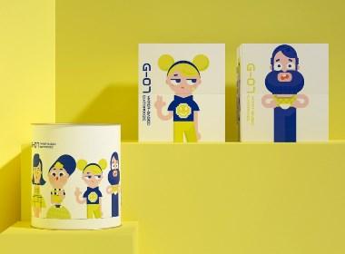北疆 × Hellolink | 硅藻泥G-7系列品牌包装设计(一)